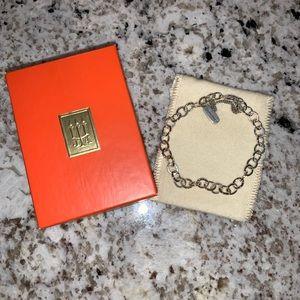 James Avery Silver Charm Bracelet